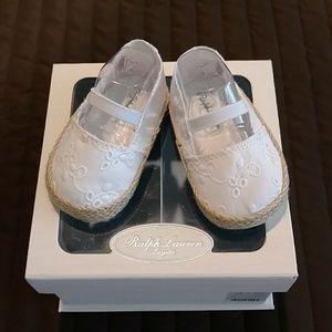 Ralph Lauren Layette Shoes
